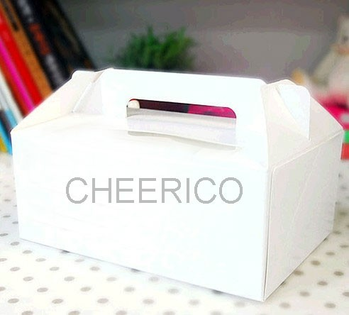 6 Cupcake Box with Handle($1.85/pc x 25 units)